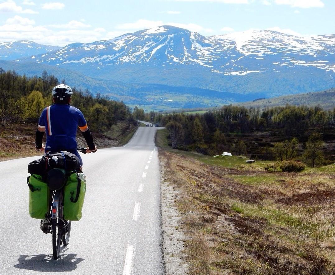 Paul - Norway bike