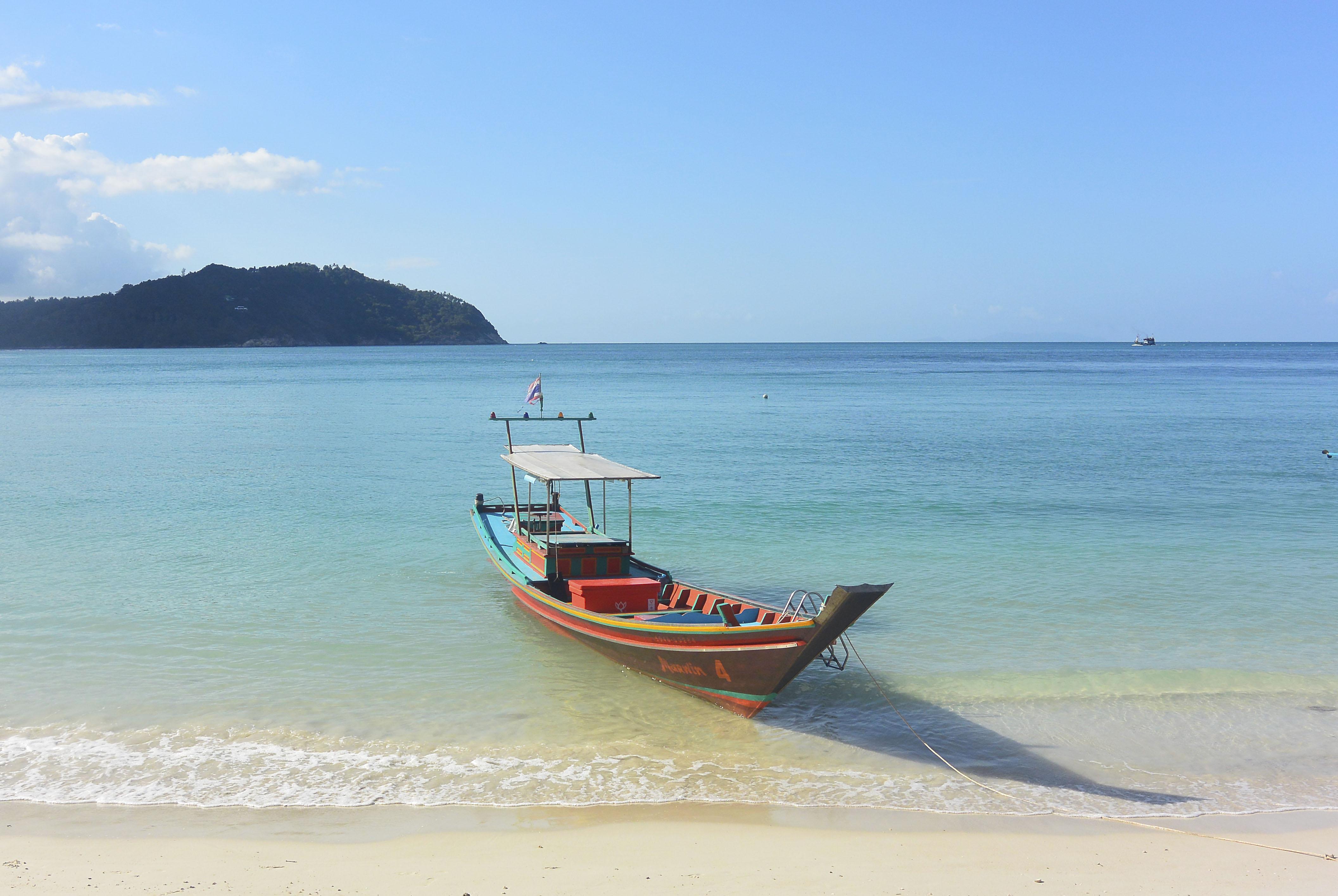 playas kho phangan - haan chaloklum