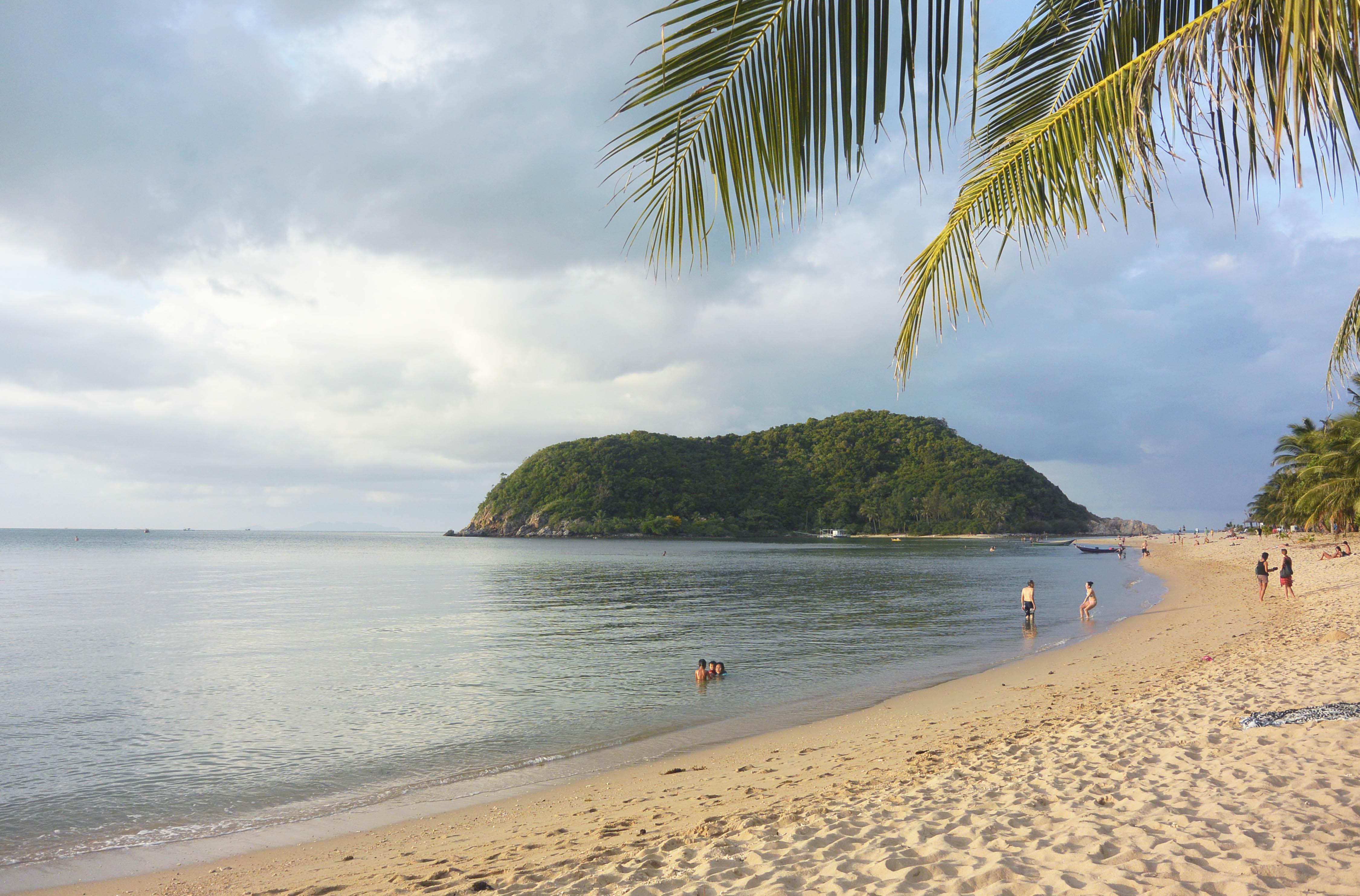 playas kho phangan - haan mae