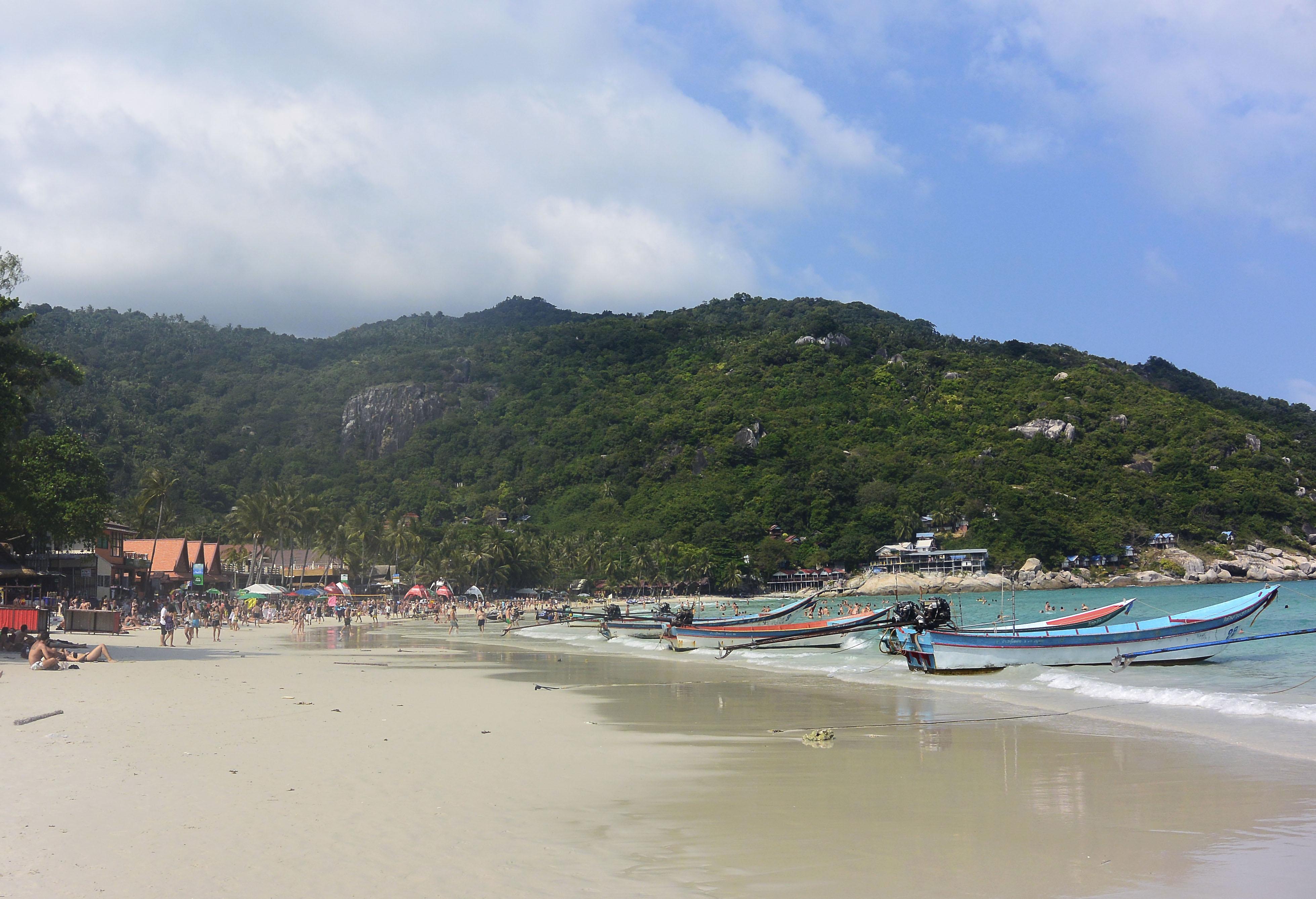 playas kho phangan - haan rin