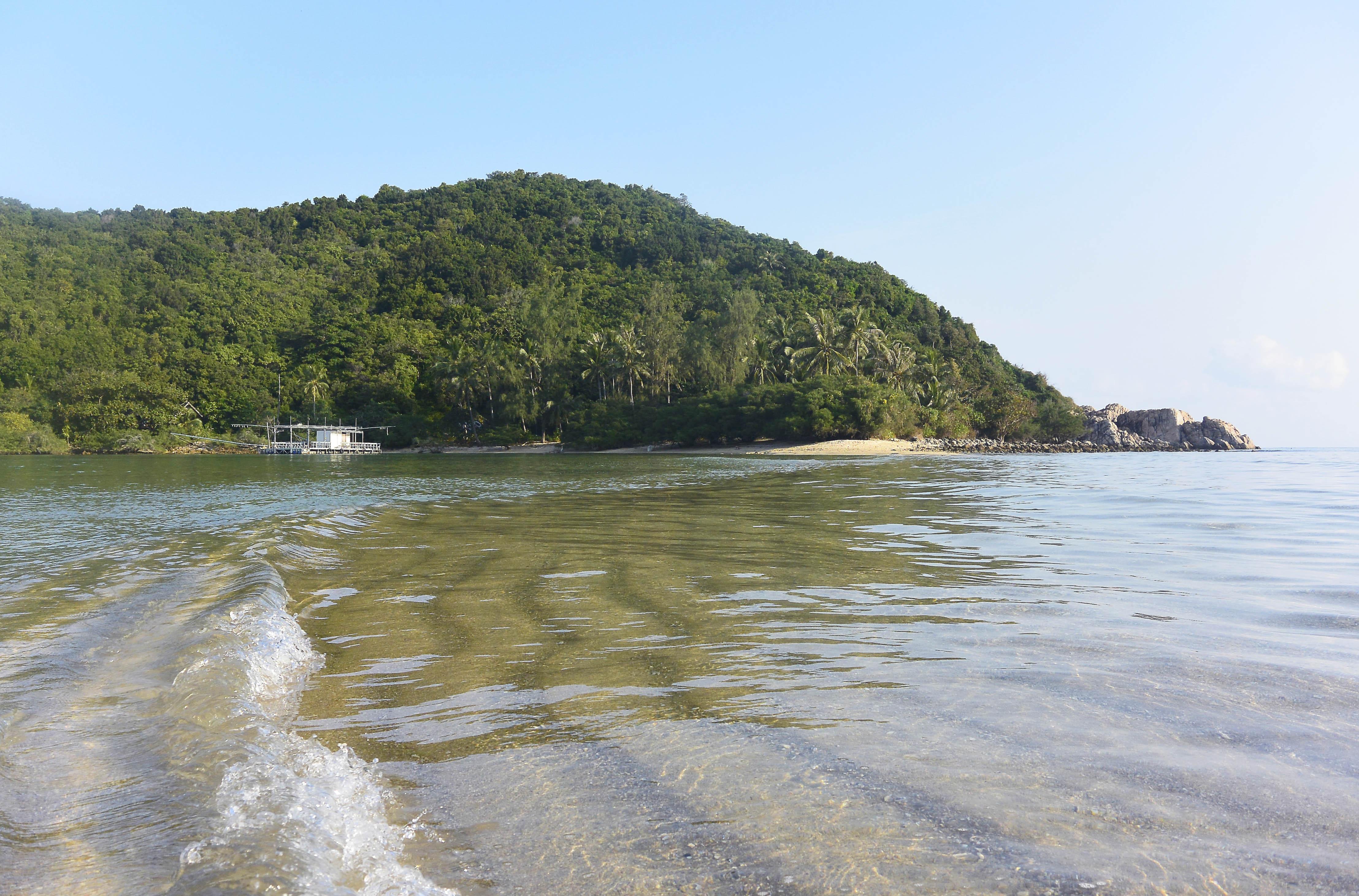 playas kho phangan - koh ma