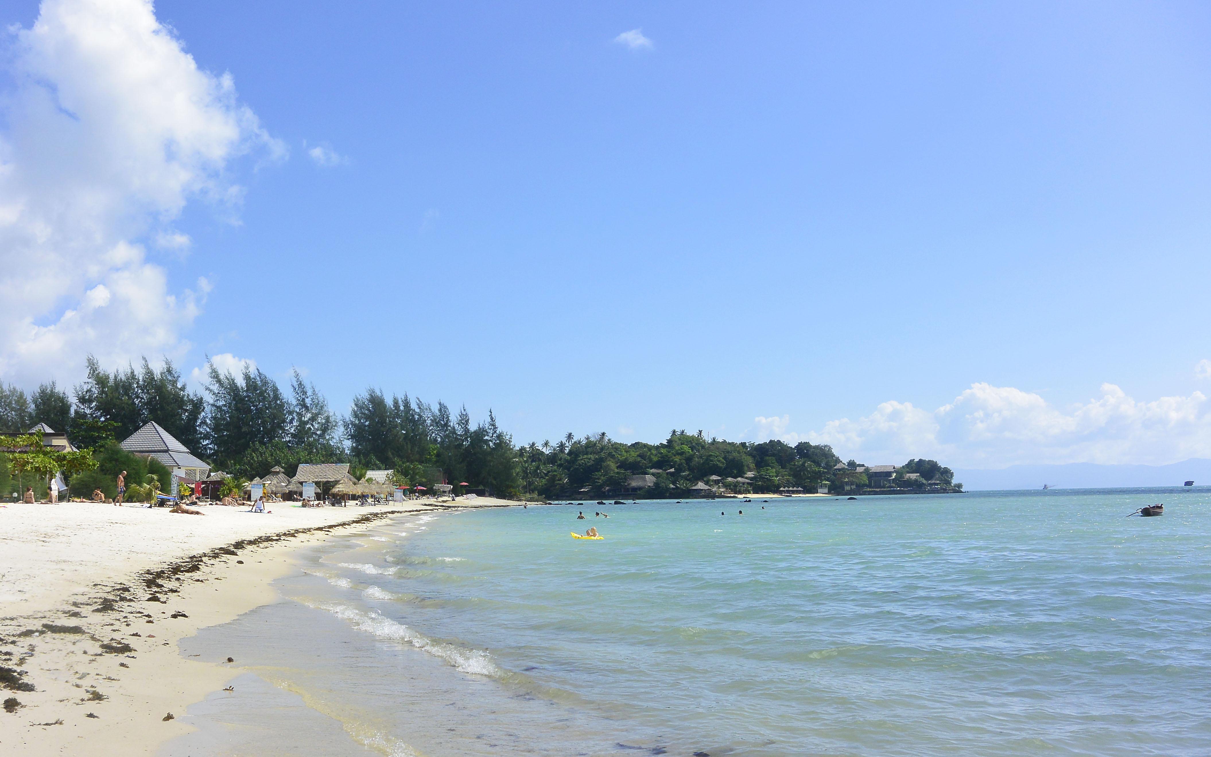 playas kho phangan - srithanu