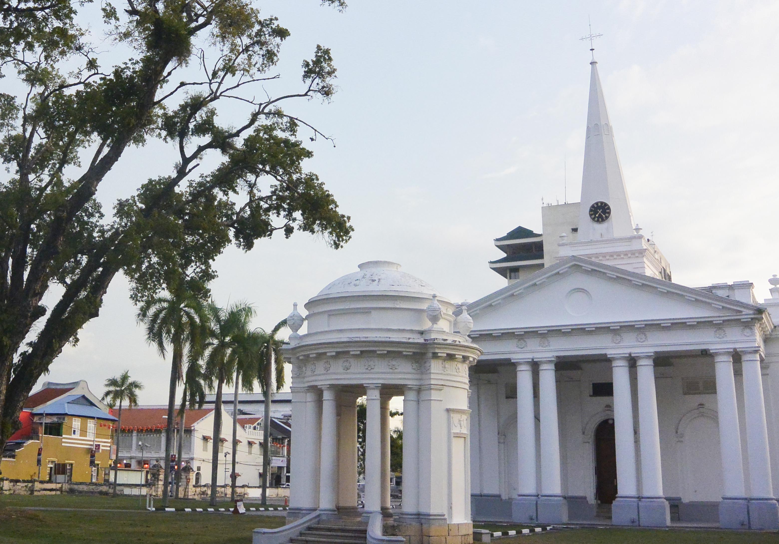 ruta-george-town-iglesia