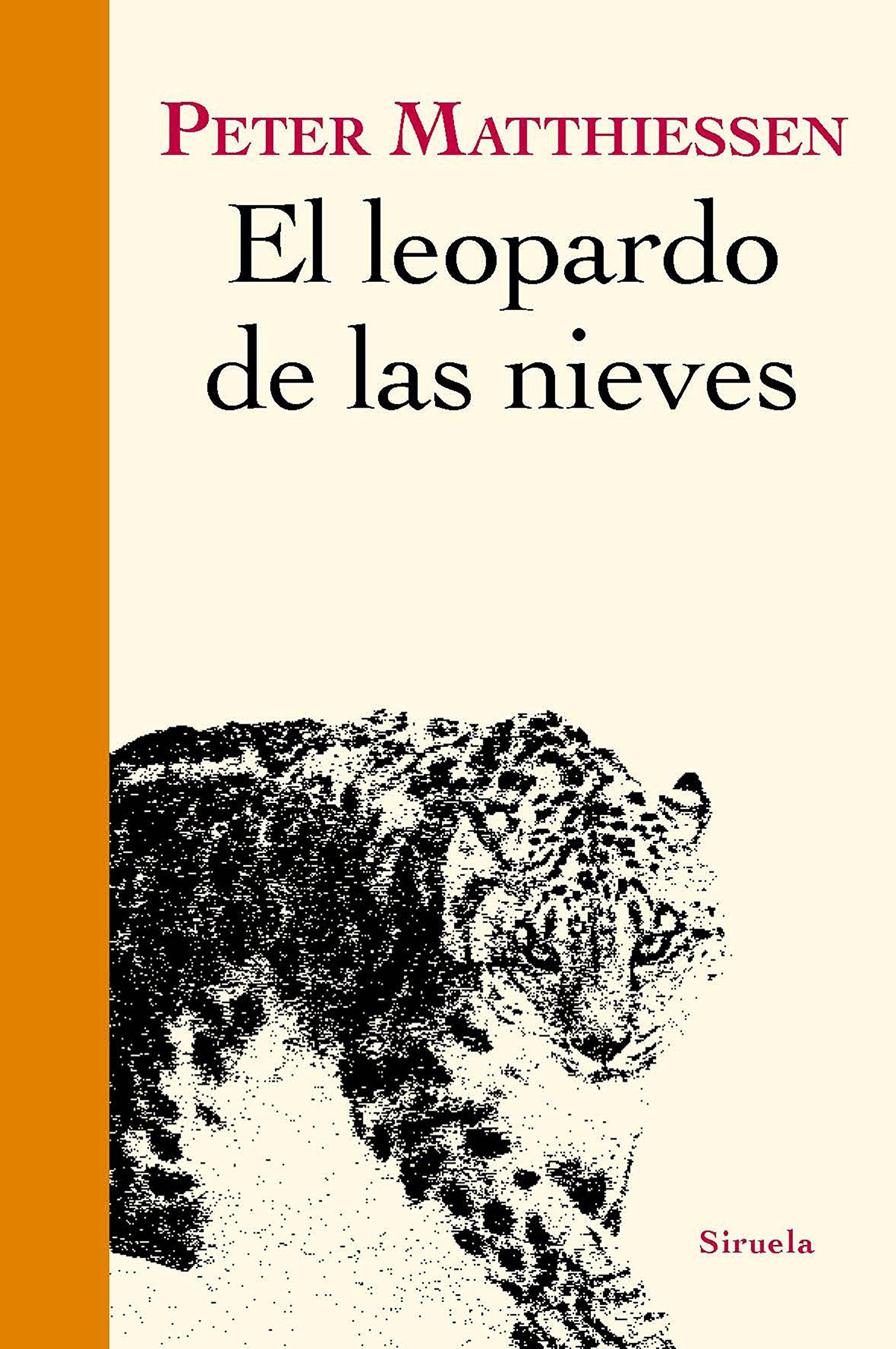 El leopardo de las nieves de Peter Matthiessen