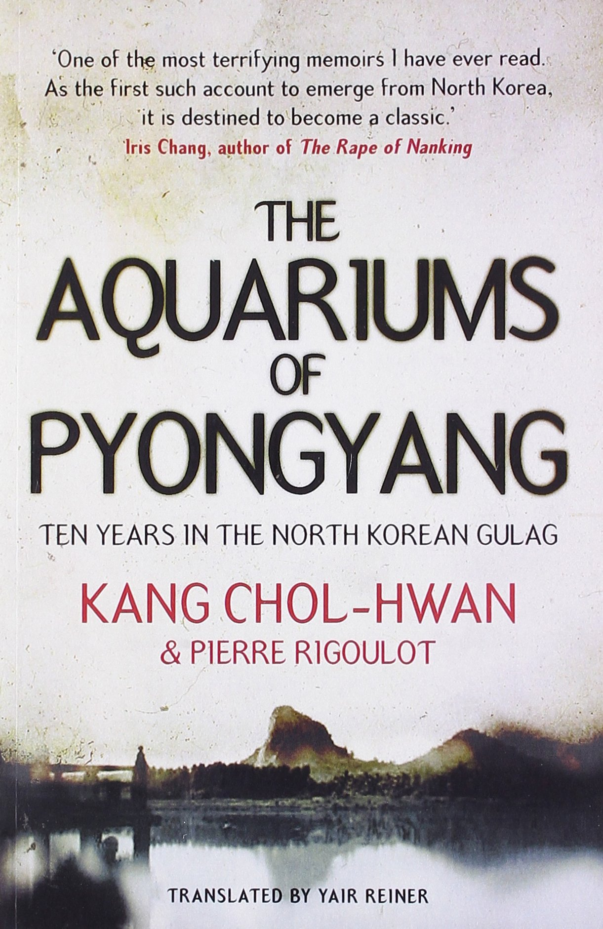 The Aquariums of Pyongyang by Kang Chol-hwan