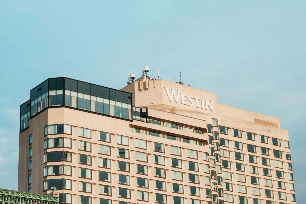 hotel westin ottawa