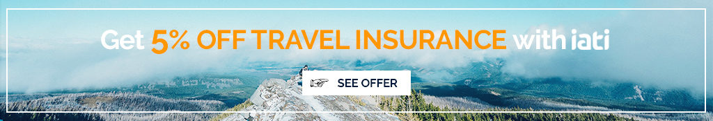 travel insurance discount IATI