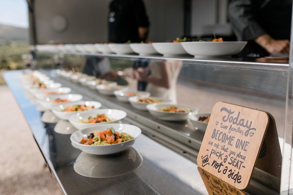 wedding catering mallorca variat