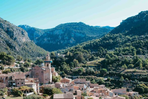 Mallorca road trip valldemosa