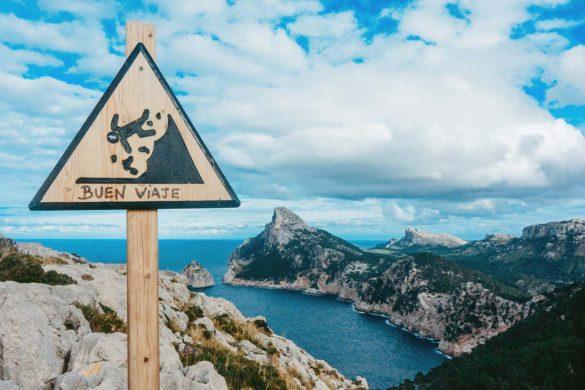 Mallorca road trip formentor