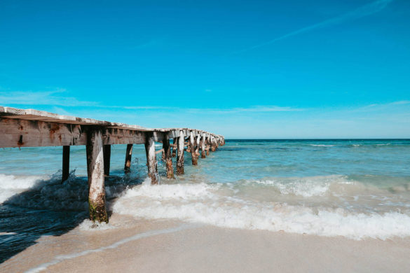 Mallorca road trip playa de muro
