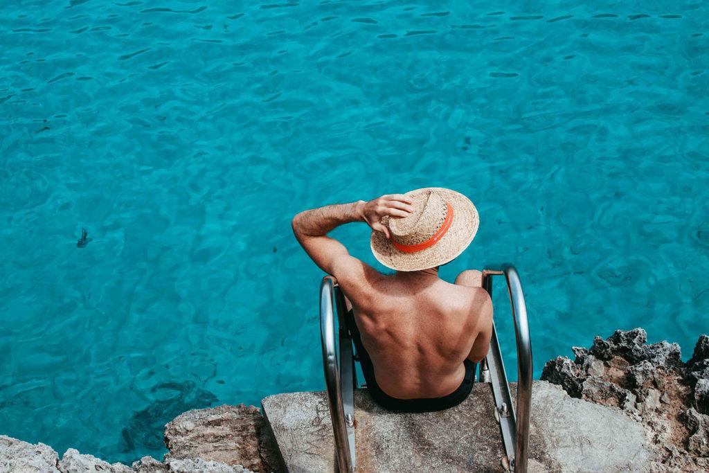 playas y calas de Mallorca cala llombards
