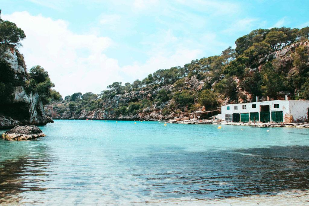 playas y calas de Mallorca cala pi
