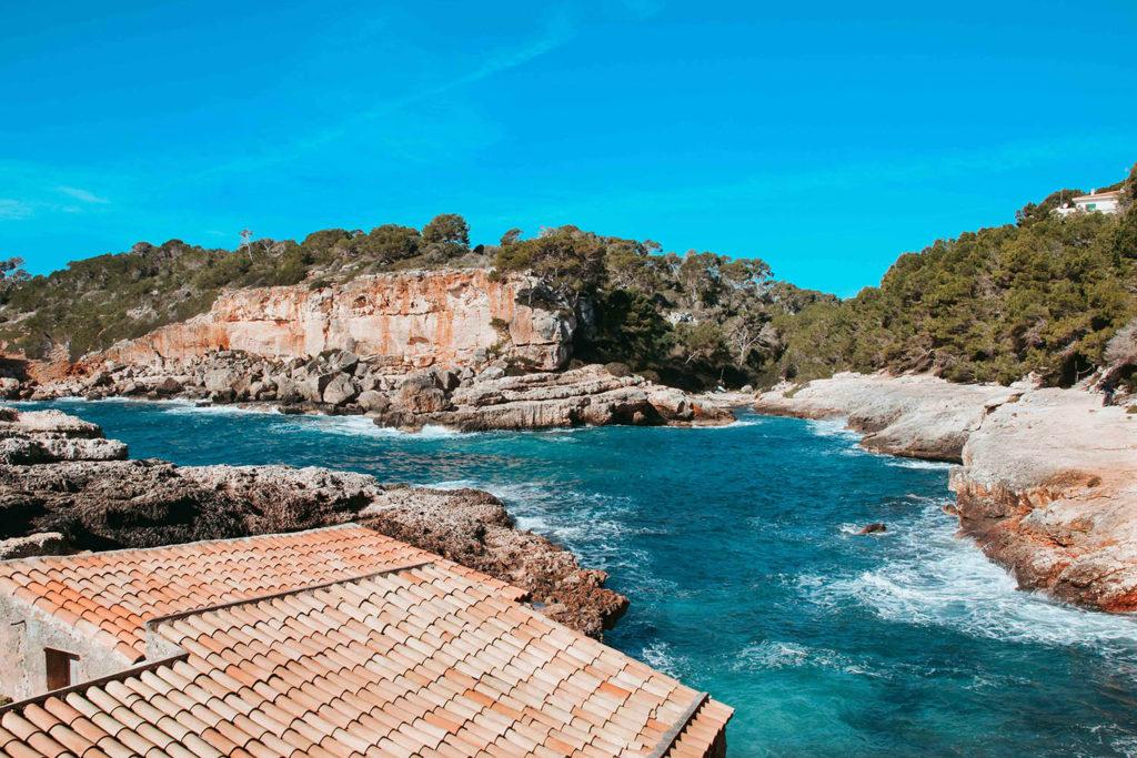 beach Mallorca calo des moro