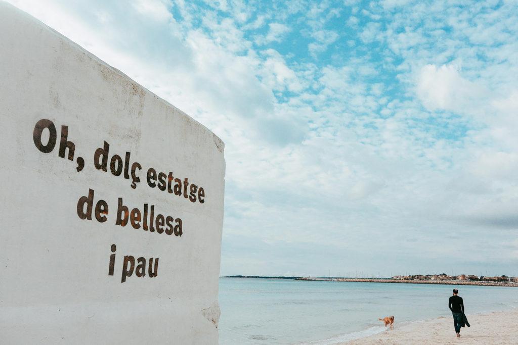 playas y calas de Mallorca es trenc