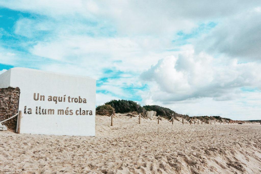 beach Mallorca es trenc