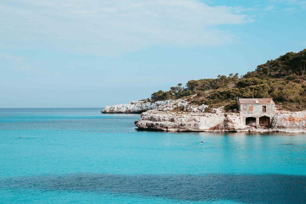 beach Mallorca mondrago s'amarador