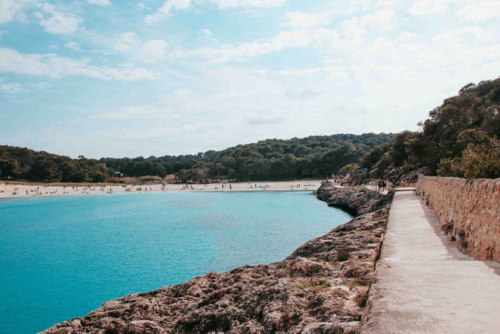 playa Mallorca mondrago s'amarador