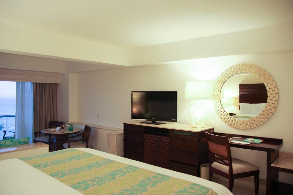 hotel cancun fiesta americana room