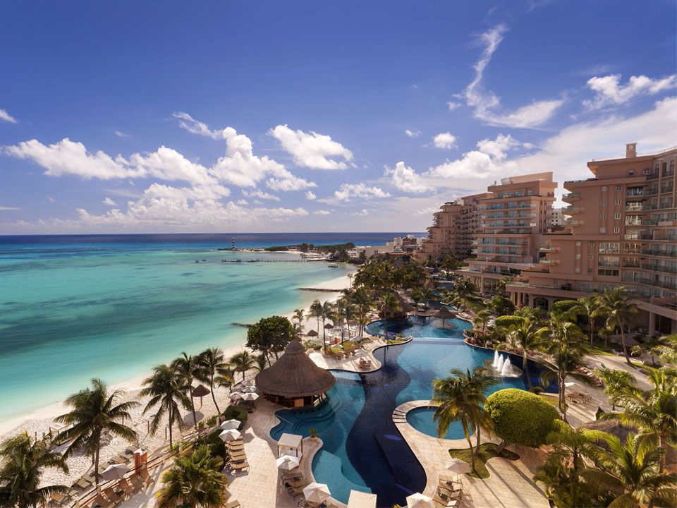 vistas hotel cancún