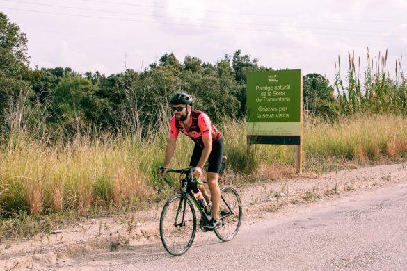 cycling tramuntana