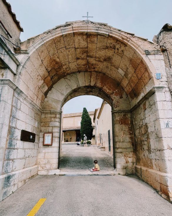 sant bartomeu monasterio