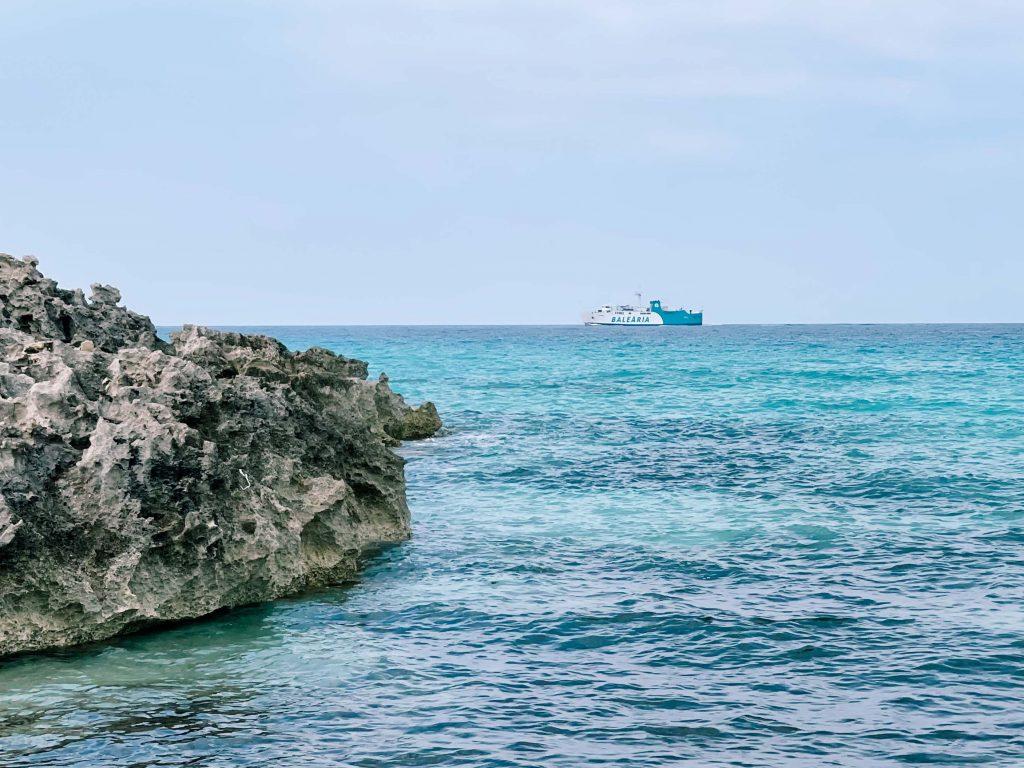 ferry balearia formentera