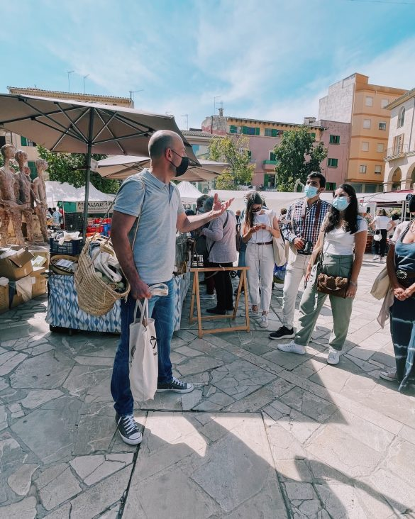 mercado jueves inca
