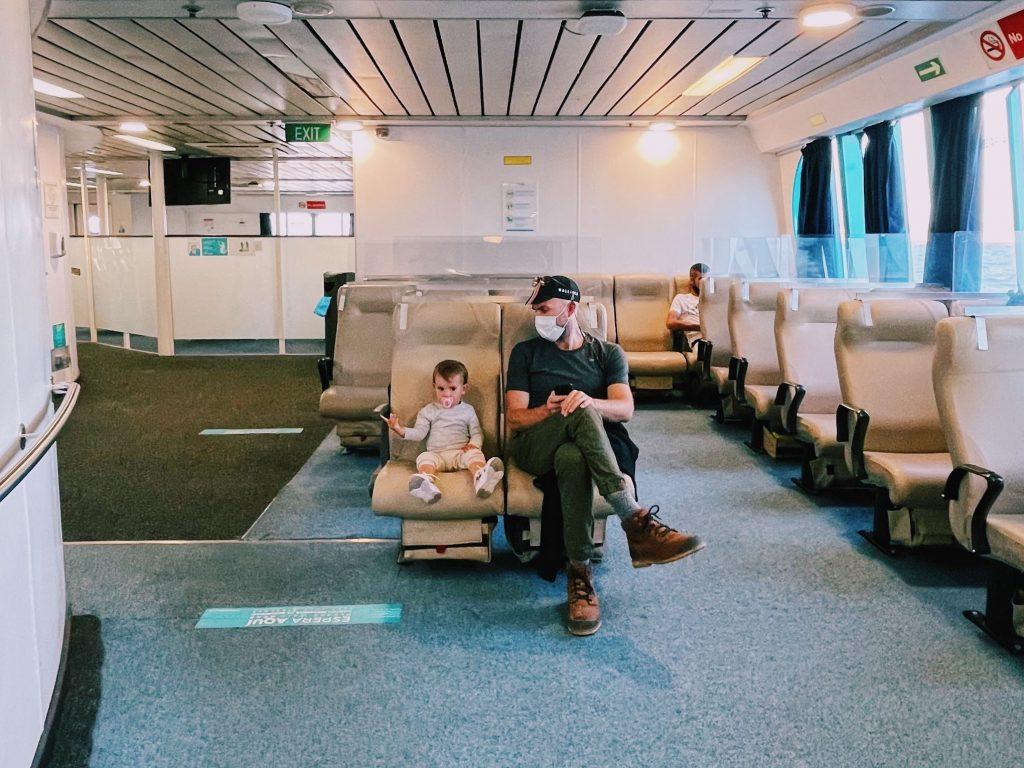 ferry balearia menorca