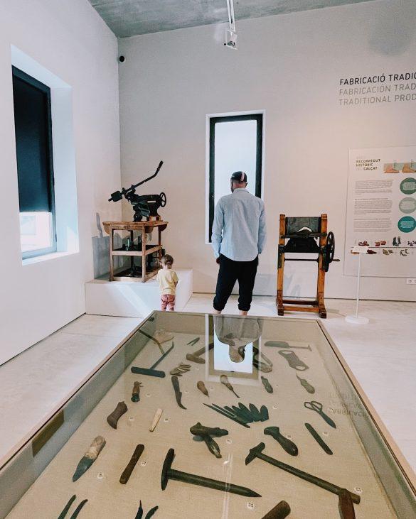 museo del calzado de inca