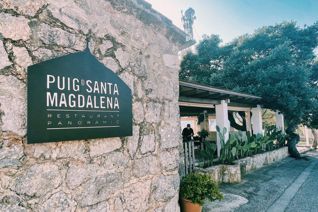 restaurante puig de santa magdalena inca